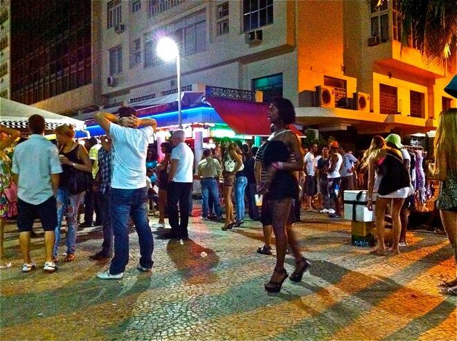 Bars in Rio De Janeiro