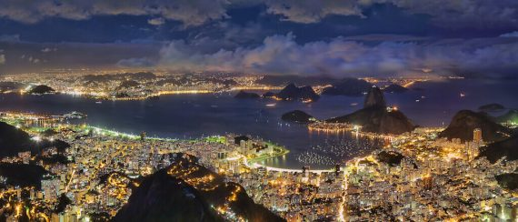 The best places for your date with a Brazilian girl